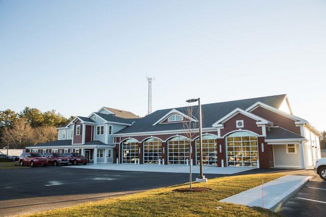 Carver Central Fire Station