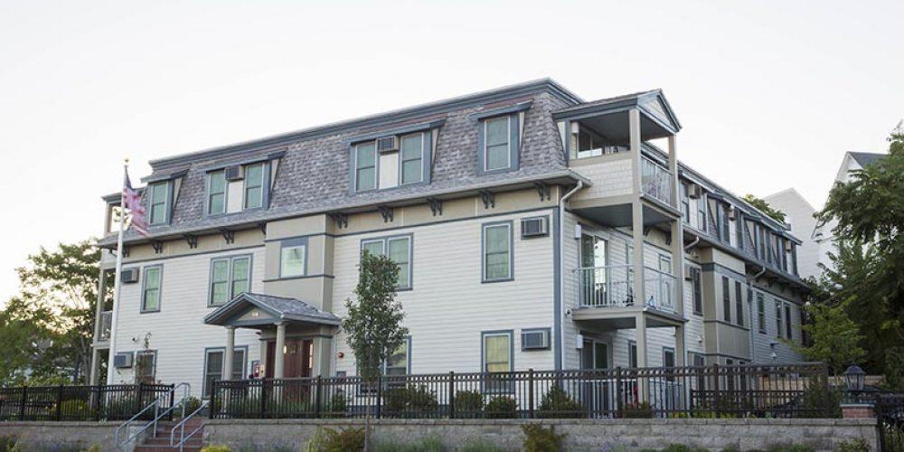 East Howard Street Veterans Housing