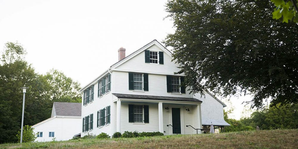 Medway Historical Thayer Homestead